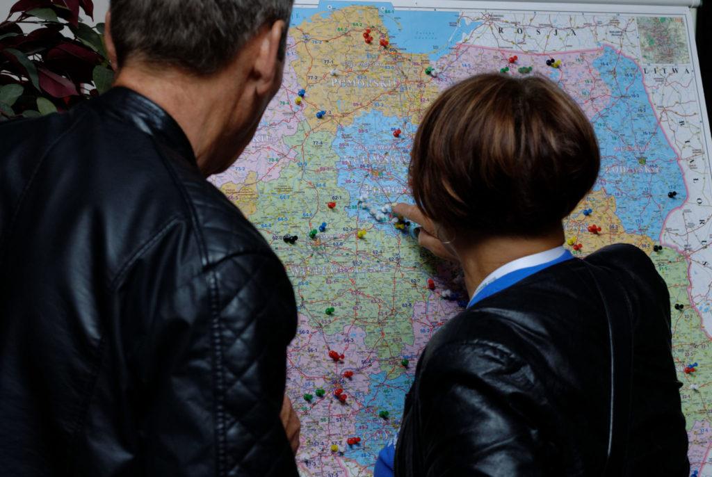 Maróz-mapa