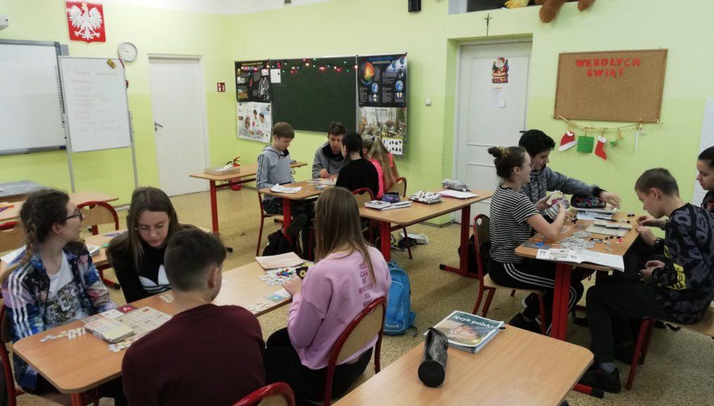 Fot. Szkoła Podstawowa im. Jana Brzechwy w Grabowie Królewskim